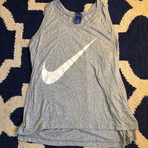 Light and comfortable Nike work-out shirt